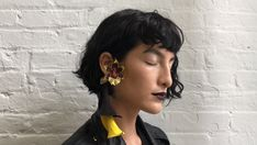 See Rodarte's Floral Jewelry With Joseph Free Come to Life in Exclusive GIFs