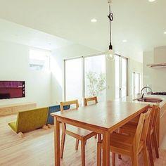 リクシル/アイランドキッチン…などのインテリア実例 - 2014-11-02 21:57:47 | RoomClip(ルームクリップ)