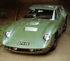 1964 AC Cobra Coupé A-98 Ac Cobra, Classic Sports Cars, Classic Cars, Space Car, Car Volkswagen, Car Painting, Cool Trucks, Hot Cars, Antique Cars