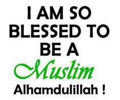 Alhamdulillah!