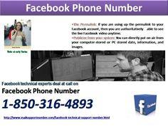 #FacebookPhoneNumber 1-850-316-4893: The best ever practical guide.http://www.mailsupportnumber.com/facebook-technical-support-number.html