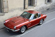 1967 Maserati Mistral - 4000 | Classic Driver Market