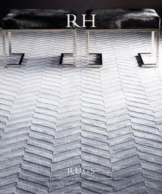 RH Source Books | restoration hardware luxury rug