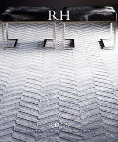 RH Source Books | restoration hardware luxury rug