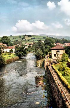 Liérganes, el pueblo bonito de al lado del río