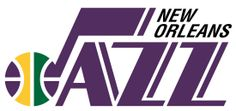 NBA New Orleans Jazz logo, 1974-1979