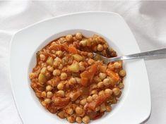 Garbanzos al Estilo Indio Chana Masala, Hummus, India, Falafel, Vegan, Ethnic Recipes, Food, Hamburgers, Ethnic Food