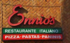 Italian Food, Traditional Italian Food - Ennio's Restaurante Italiano - Ensenada, Baja California