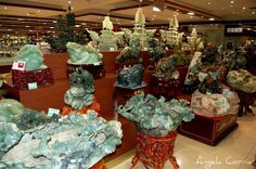 Jade Factory, Beijing, China