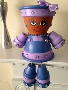 Lady in Lavender by MurphyJune on Etsy, $40.00: