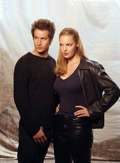 Roswell- Micheal and Isabelle