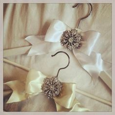 Items similar to Wedding Dress Hanger - Acessories - Bridal Hangers - Wedding Hanger - Bridesmaid - Couture - Satin Bow - Rhinestone Brooch - Bridesmaid on Etsy Bride Hanger, Wedding Dress Hanger, Wedding Hangers, Gifts For Wedding Party, Bridal Gifts, Diy Wedding, Wedding Ideas, Satin Bows, Bridal Boutique