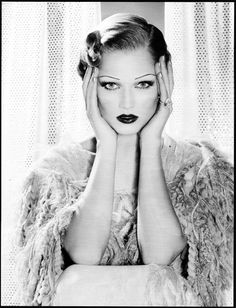 47 best roaring 20s 1930s hair makeup fashion images 1920s 20s Hair frou frou fashionista luxury lingerie tumblr toni garrn scott fitzgerald 1920s style gatsby