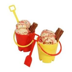 Ice Cream bucket and spade by Home Garden Living