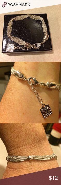 Silver bracelet Silver bracelet Anne Klein Jewelry Bracelets