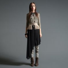 I Heart Norwegian Wood.   Just bought this skirt, can't wait to wear it and twirl around like a dervish :)
