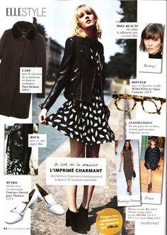23/08/2013 Page mode : l'imprimé charmant @ELLE Magazine (US) Magazine (US) France