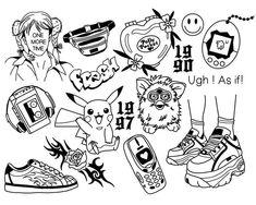 hippie tattoo 198651033550571410 - cool sheet of @ 🔻 🔺 🔻 🔺 share ignorant flash and tattoos . Pfau Tattoo, Kritzelei Tattoo, Tattoo Dotwork, Doodle Tattoo, Flash Art Tattoos, Tattoo Flash Sheet, Future Tattoos, New Tattoos, Body Art Tattoos