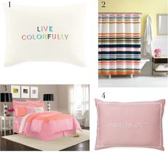 Kate Spade's new bedding collection