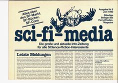 PERRY RHODAN-Redaktion: sci-fi-media im Juni 1980