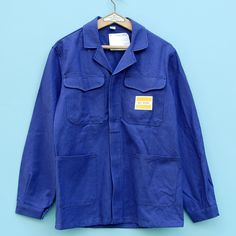 Check it out! French chore jackets from www.zutusine.com