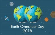 Nella #GiornataMondialedellAmbiente annunciato l'#Overshootday 2018: Le risorse del #Pianeta sono quasi finite - Giornalista Ambientale & Social Media Manager: il portale di Letizia Palmisano Earth Overshoot Day, Social Media, Social Networks, Social Media Tips