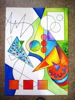 Krea d 'plating: Kandinsky workshop