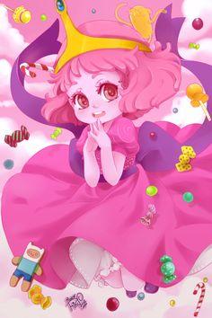 ::princess bubblegum::