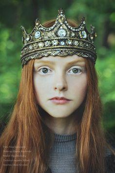 Fairytale Fantasy Photography | Princess Crown http://www.pinterest.com/oddsouldesigns/fairytale-fantasy/