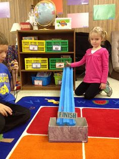 First Grader...At Last!: Force and Motion FUN!