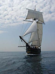 To appreciate the hard work of tall ship seamen, sail the Friends Good Will out of South Haven. An excellent adventure!