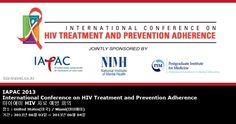 IAPAC 2013 International Conference on HIV Treatment and Prevention Adherence 마이애미 HIV 치료 예방 회의