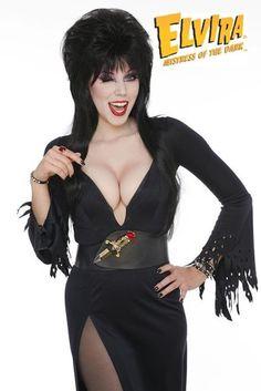 Hottest Female Celebrities, Beautiful Celebrities, Gorgeous Women, Celebs, Dark Beauty, Gothic Beauty, Elvira Movies, Sexy Horror, Cassandra Peterson