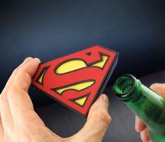 Décapsuleur Superman magnétique - Acheter vendre sur Référence Gaming