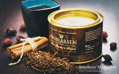 Трубочный табак для трубки W. O. Larsen Old Belt Pipe Tobacco