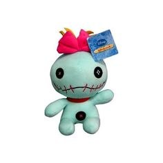 """Lilo Stitch Scrump 6"""" Soft Stuffed Doll Toy ($19) ❤ liked on Polyvore featuring toys, plushies, disney, stuffed animals and filler"""