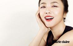 Tang Wei // Marie Claire Korea