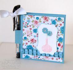 Jill's Card Creations: 3-D