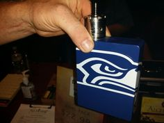 #vaporsunite Seattle vape meet. 200 watts!