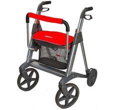 Active Deluxe Designer rollator, ultra-leightweight Walker 4 wheel + FREE ACCESSORY KIT Access http://www.amazon.com/dp/B00IAYTB62/ref=cm_sw_r_pi_dp_SMf9ub0GFMDZ7
