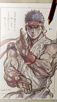 Yoshihara Gallery 3 20 out of 20 image gallery Character Concept, Character Art, Concept Art, Street Fighter Tekken, Street Fighter Characters, Arte Nerd, Art Anime, King Of Fighters, Character Design References