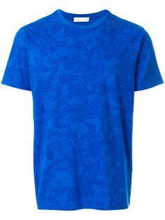 Compre Etro Camiseta com estampa paisley .