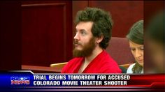 Trial begins Monday for accused Colorado movie theater shooter - KUSI News - San Diego, CA