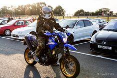 #Predator #Helmet #Yamaha #XT660X #Supermoto #motard