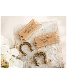 Lucky in Love Horseshoe Place Card Holders Set of 6 Wedding Placecards Table Number Stands Country Rustic Reception Bridal Shower Favors Baptism Party Decorations, Wedding Decorations On A Budget, Wedding Themes, Wedding Ideas, Deco Table Communion, Bridal Shower Favors, Wedding Favors, Bridal Showers, Wild West Wedding