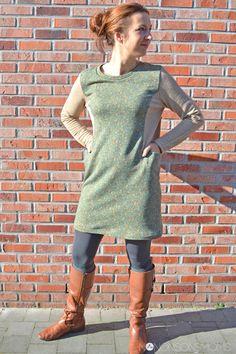indigo sweater La Maison Victor