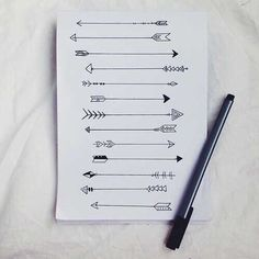 #Arrows. #tattoo #inspiration