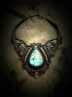 Nomadic jewelry, by Andrea Bucherova