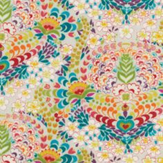 Free Spirit - Grace Andy Cotton Interlock Knit - cotton fabric