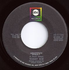 "on Billboard / Dizzy / Tommy Roe. We had a baton routine to this song.and to Build Me Up, Buttercup.and to Going out of my head over you"". Childhood Memories 90s, Great Memories, 60s Music, Music Love, 45 Records, Vinyl Records, Record Art, Fun Songs, Transistor Radio"
